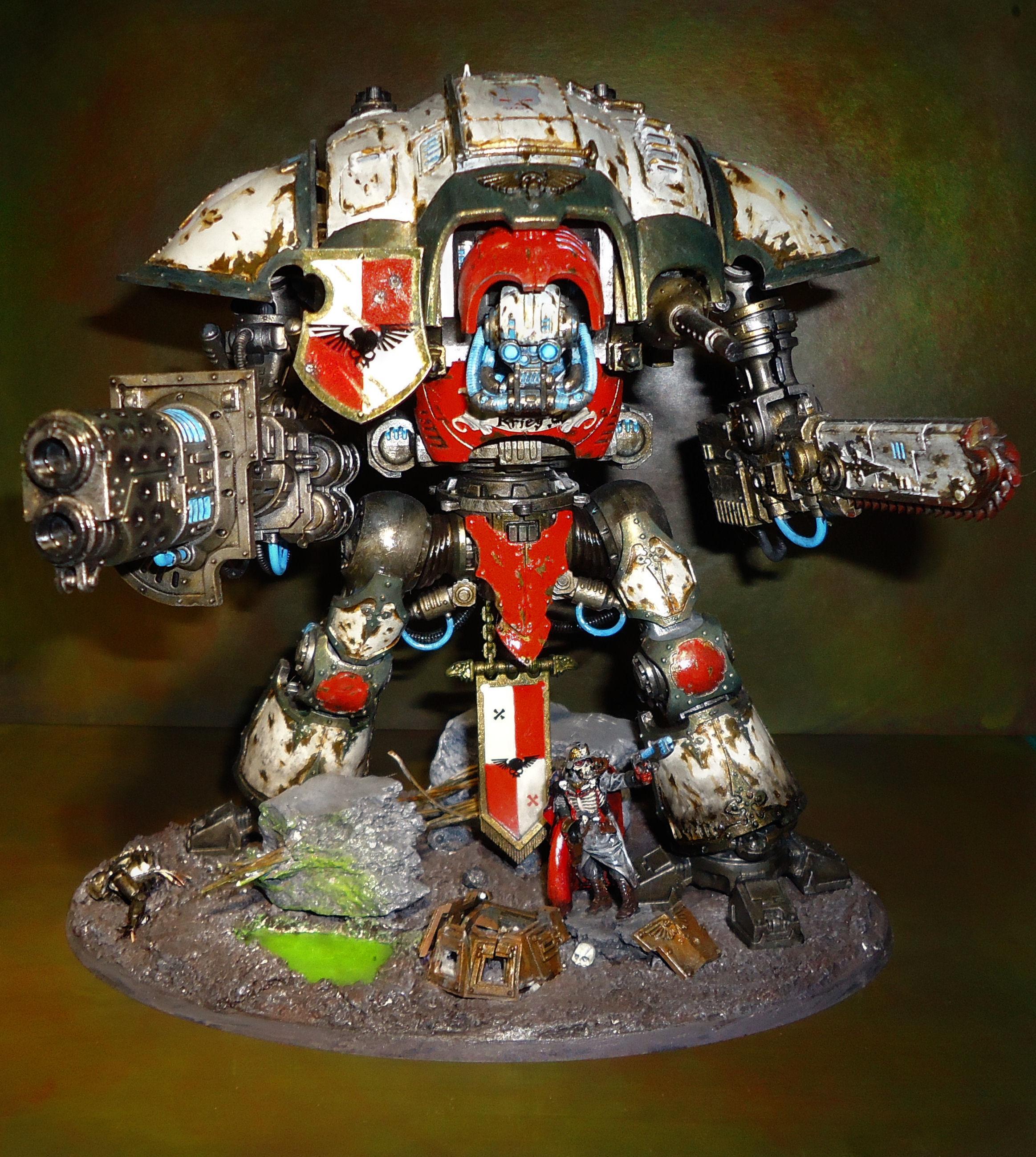 Death Korps of Krieg, Imperial Knight