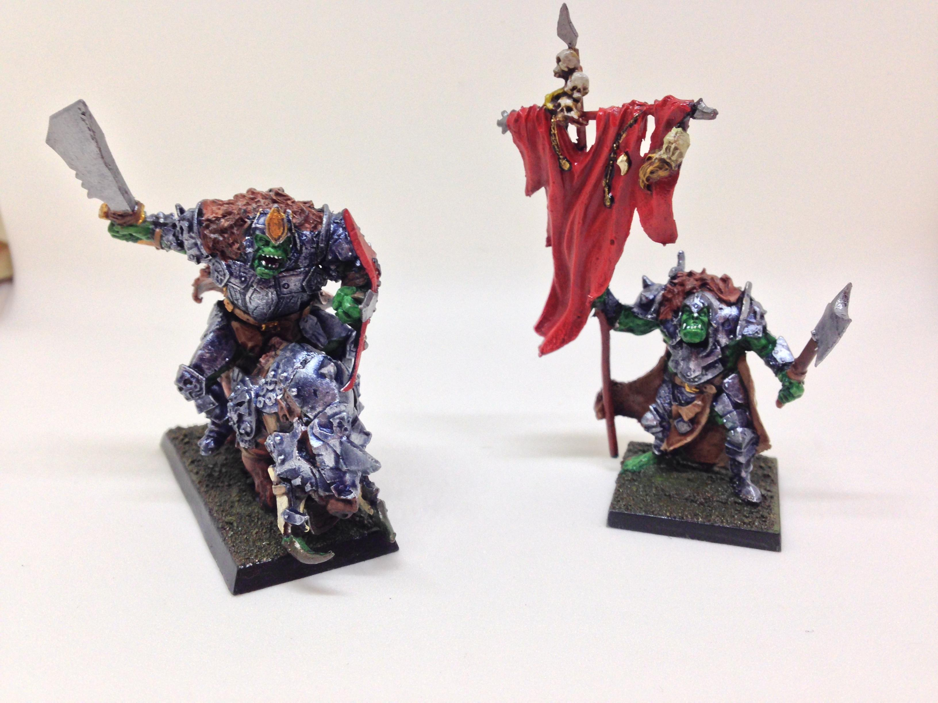 mantic flagger and krugger