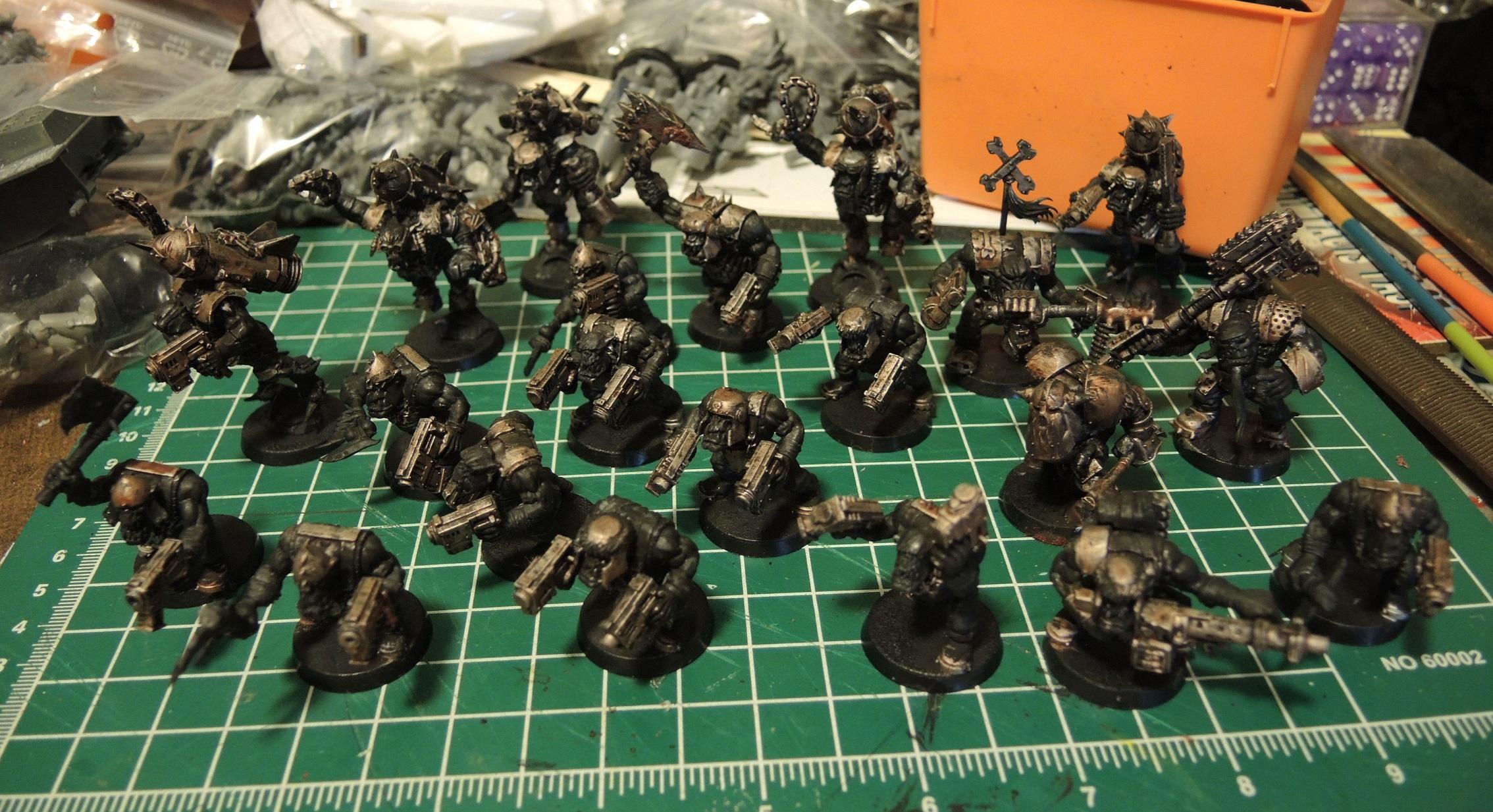 Orks!, Pip, Waaazag, Warhammer 40,000