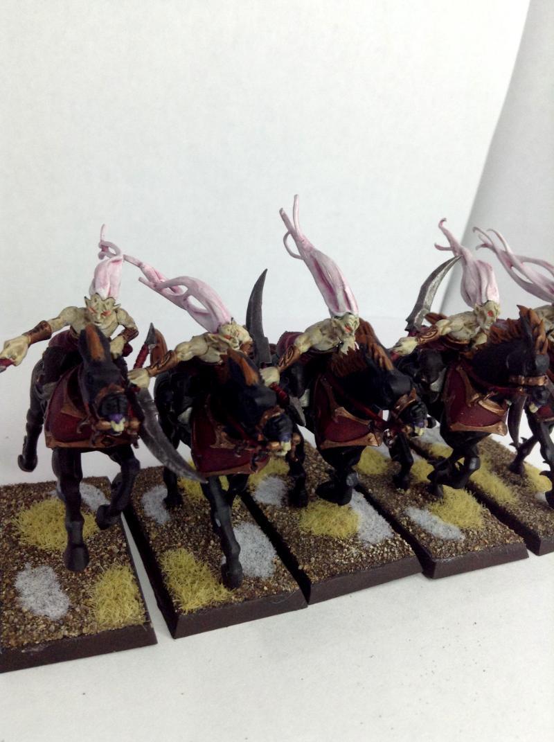 dark elves doomfire elves eternity king warlock doomfire