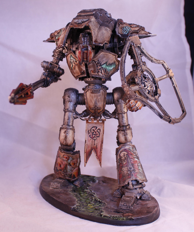 Knight Lancer, Knights