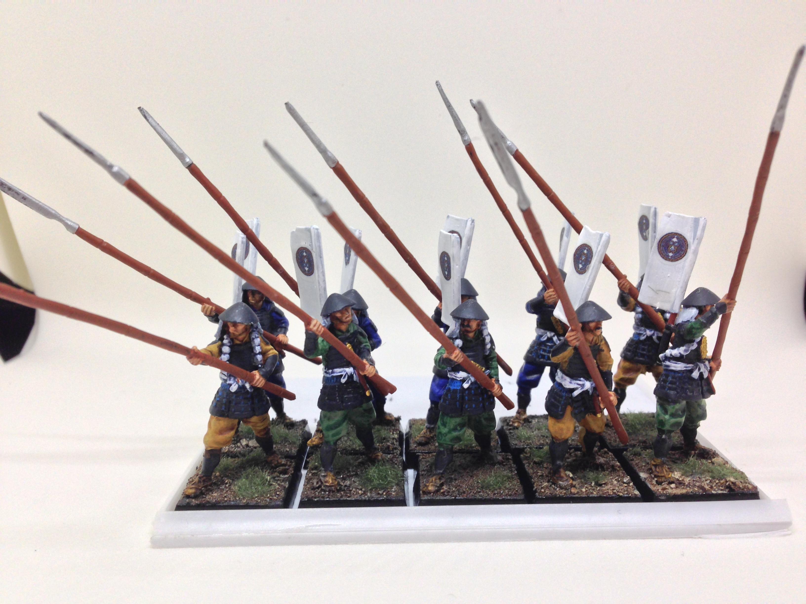 Zenit ashigaru troop complete