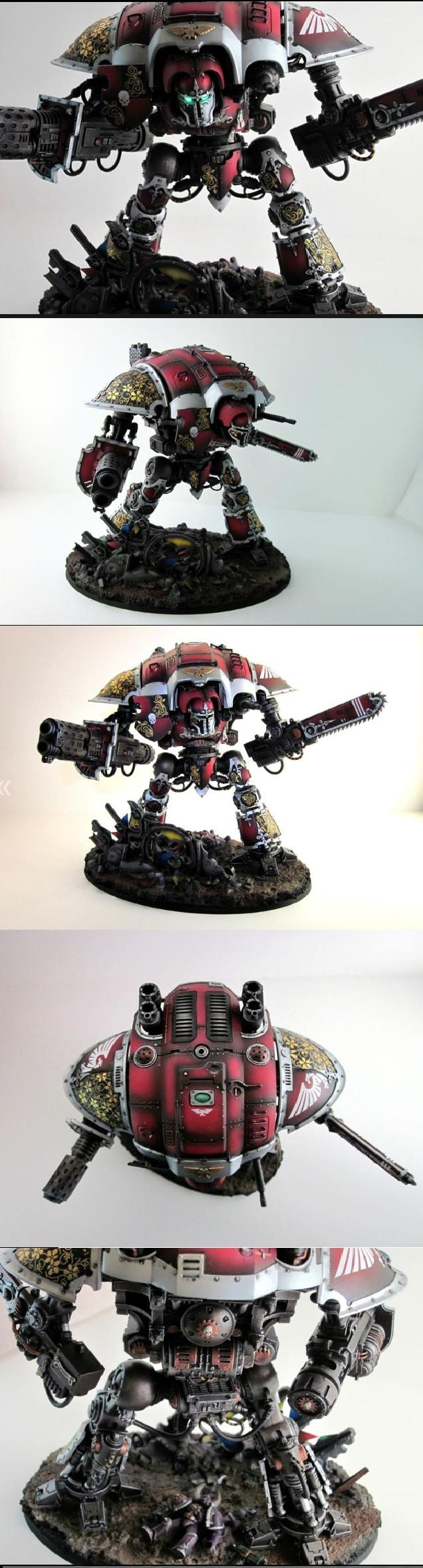 Gothic, Imperial Knight, LED