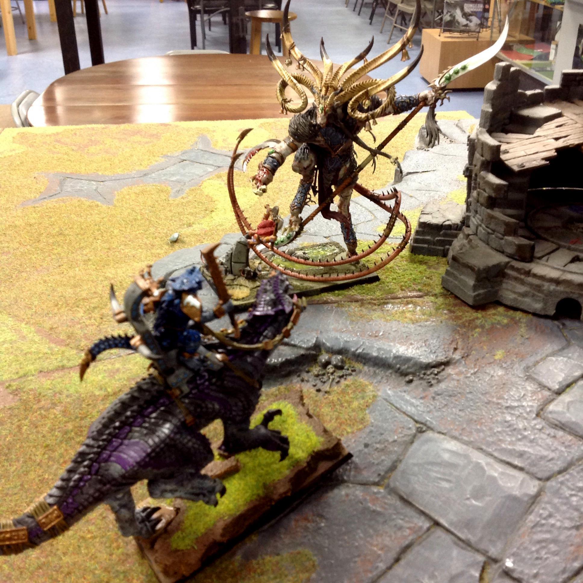 Lord, Skaven, Vermin, Warhammer Fantasy