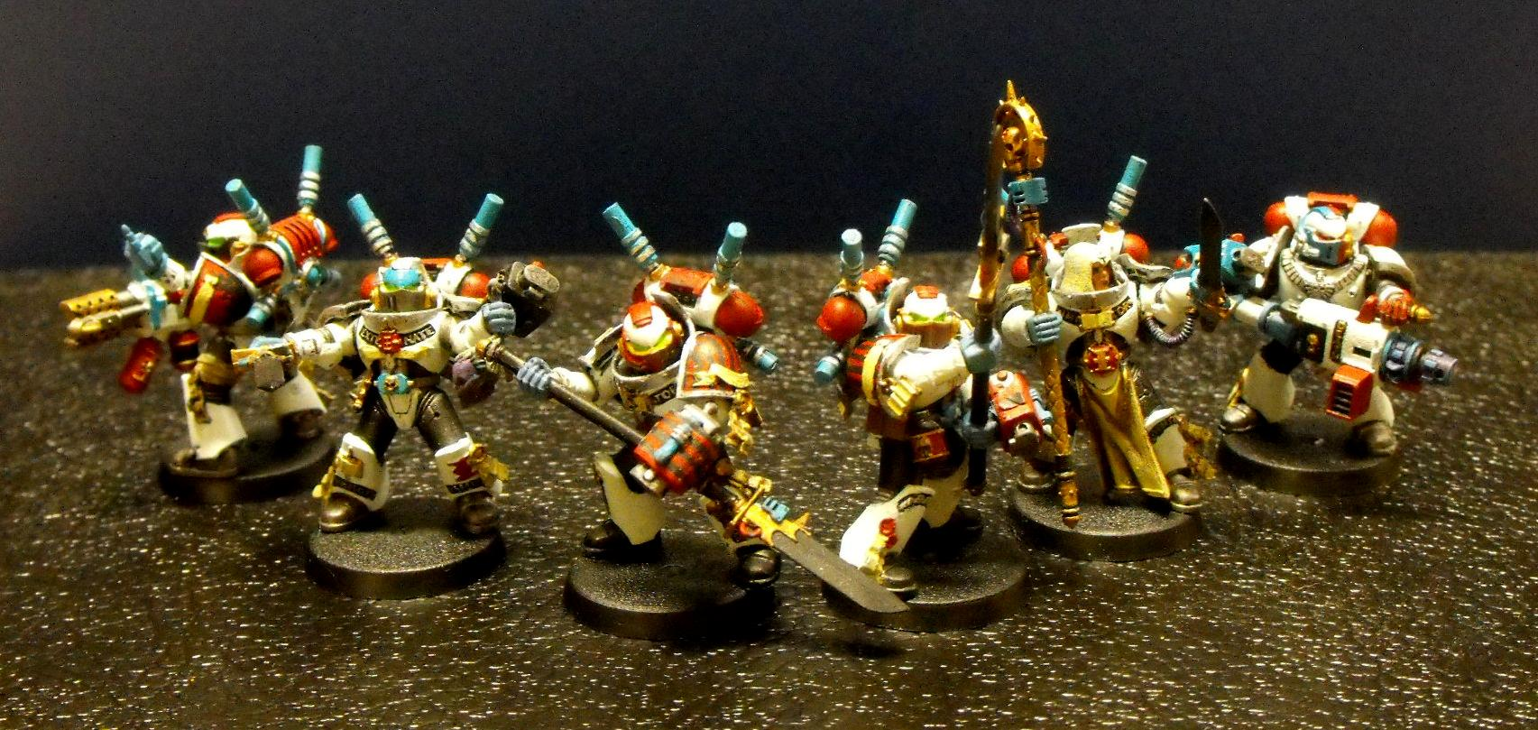 Grey knight Squad 1