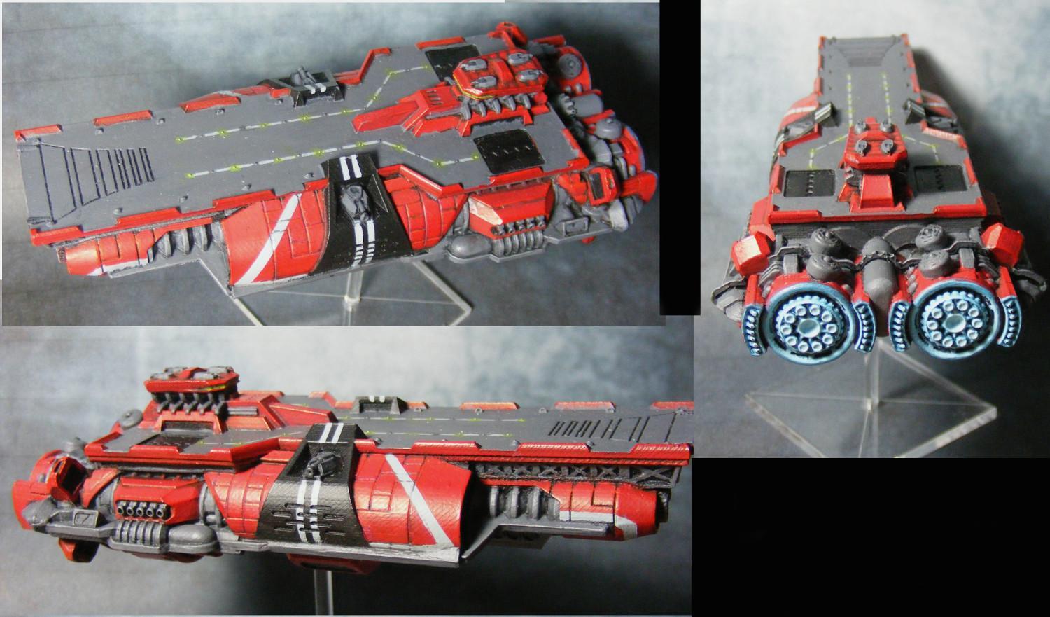 Carrier, Firestorm Armada, Sorlyian