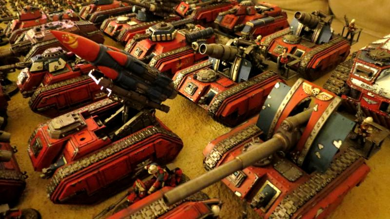 Armor, Artillery, Deathstrike, Imperial Guard, Praetorians