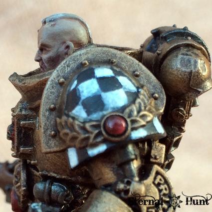 Art Scale, Conversion, Golden Legion, Inq28, Inquisimunda, Inquisitor, Inquisitor 28, Janus Auriga, Kitbash, Paint In Progress, Pip, Space Marines, True Scale, Warhammer 40,000