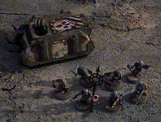 Chaos, Chaos Space Marines, Conversion, Khorne, Mutant, Nurgle, Renegades, Slaanesh, Warhammer 40,000