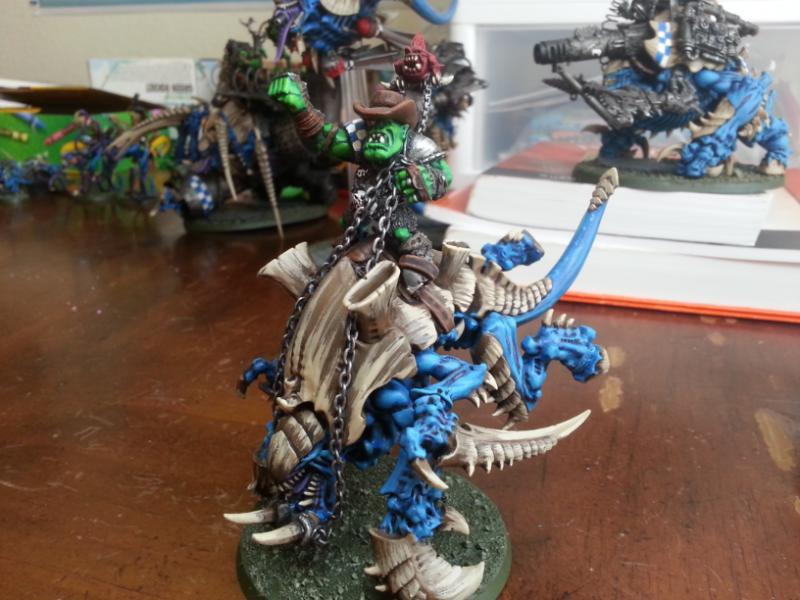 Carifax, Cowboy, Looted, Orks, Tyranids, Warhammer 40,000