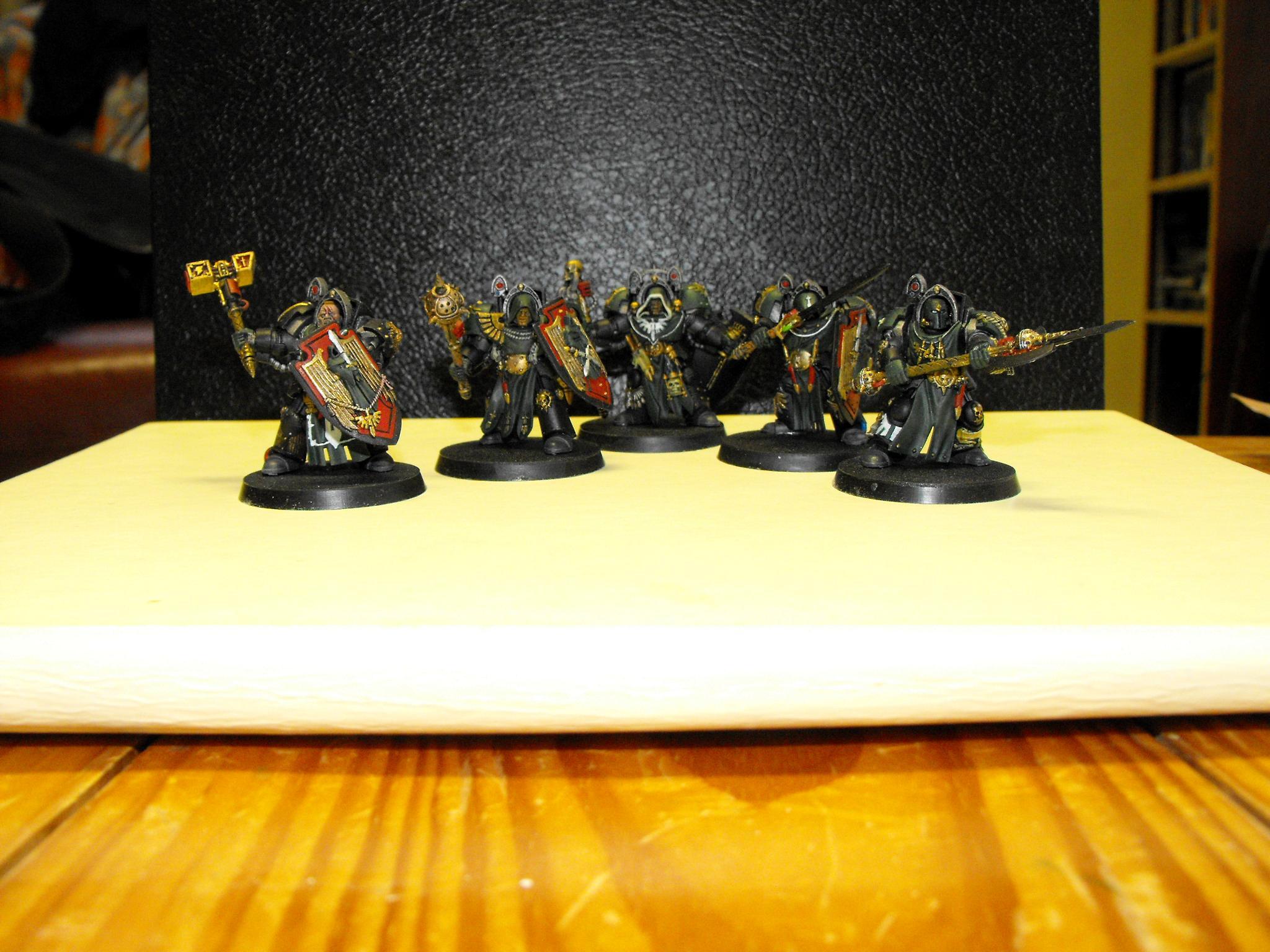 Dark Angel Knights