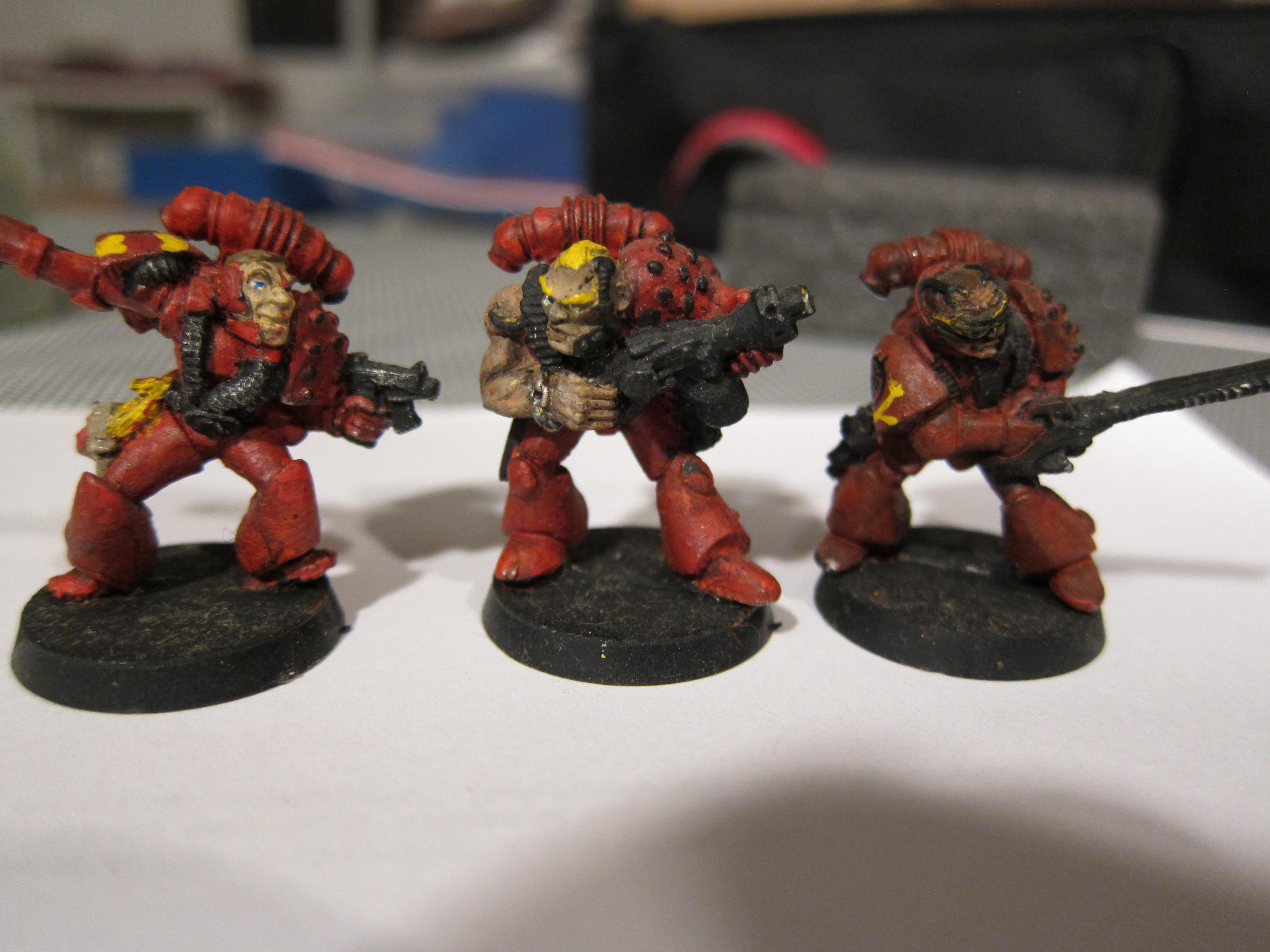 Blood Angels, Rogue Trader, Space Marines