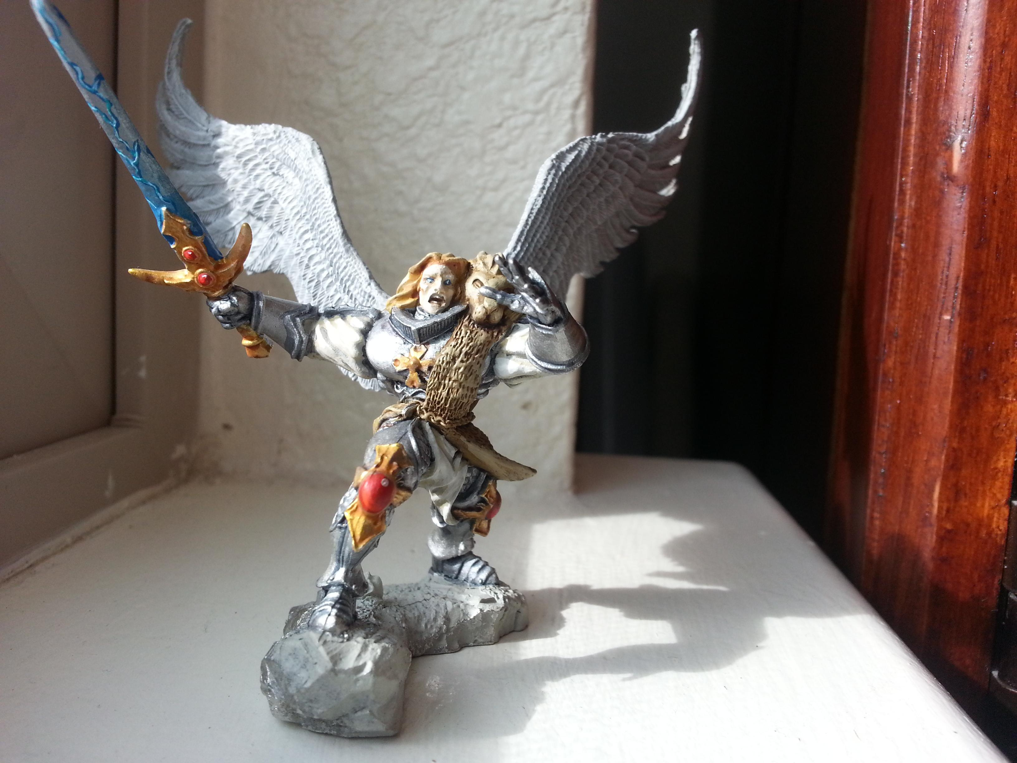 Angel, Army Of Light, Reaper