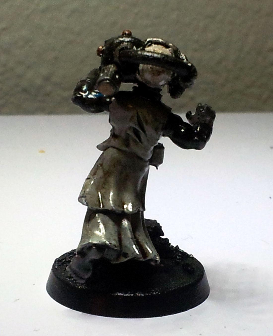 Homegrown Culexus Assassin, rear view