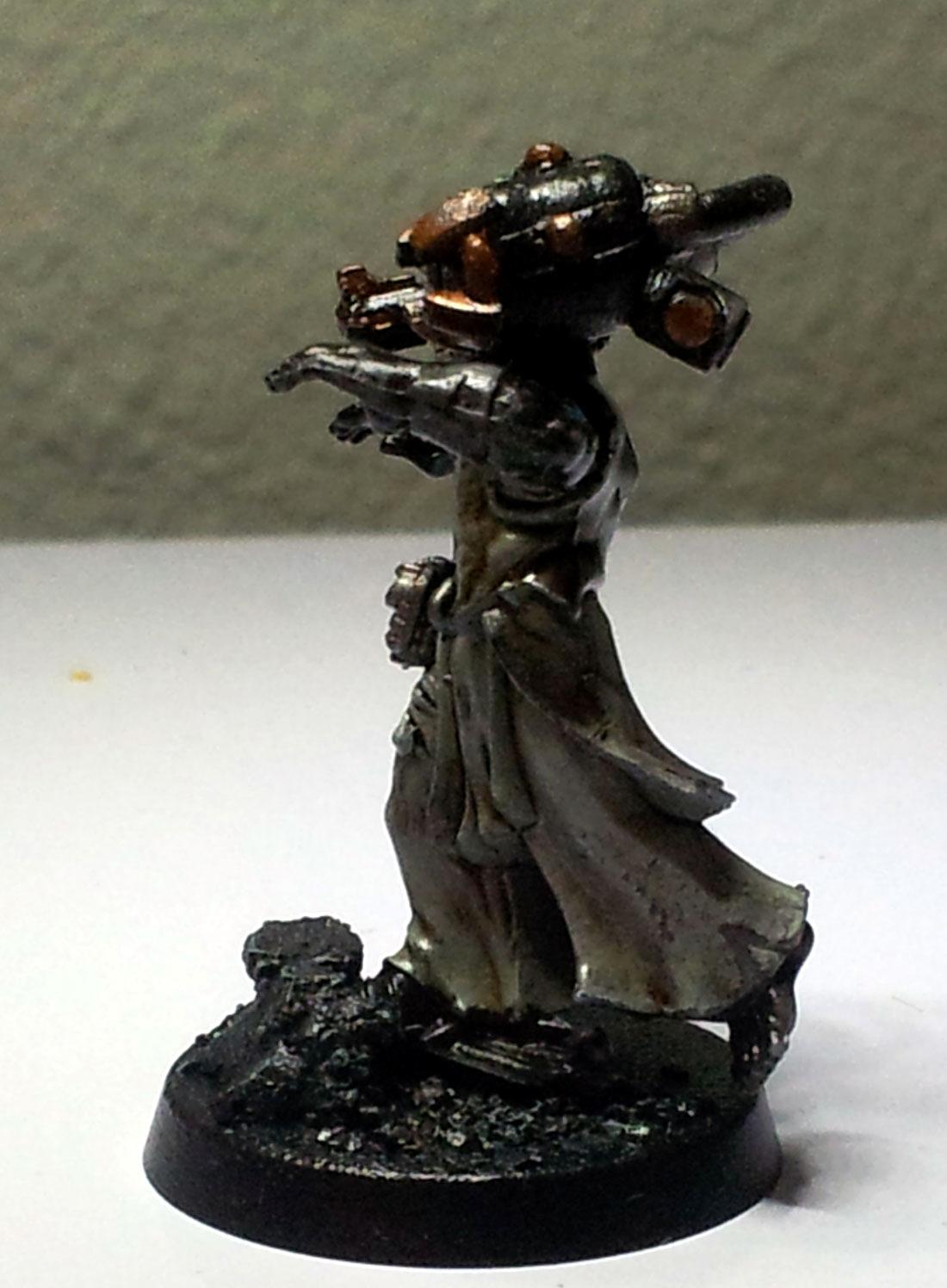 Homegrown Culexus Assassin, side view