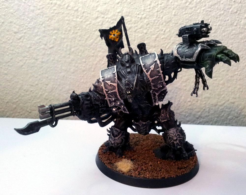 Dark Vengeance Helbrute conversion