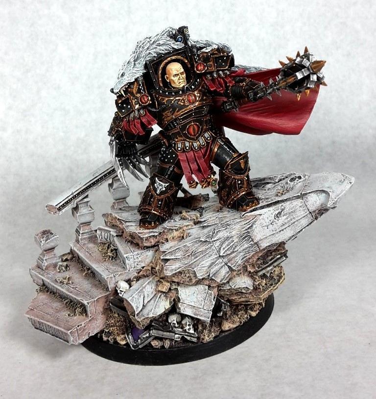 Chaos, Horus, Primarch, Warmaster