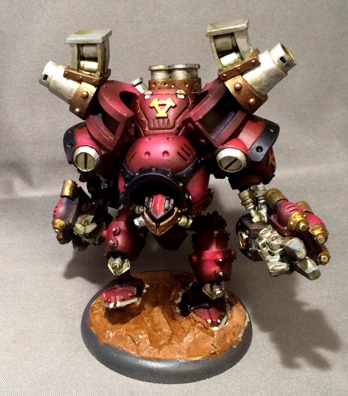 Behemoth, Khador, Privateer Press
