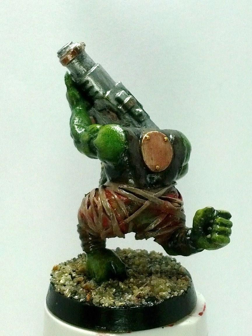 Boy, Conversion, Orks