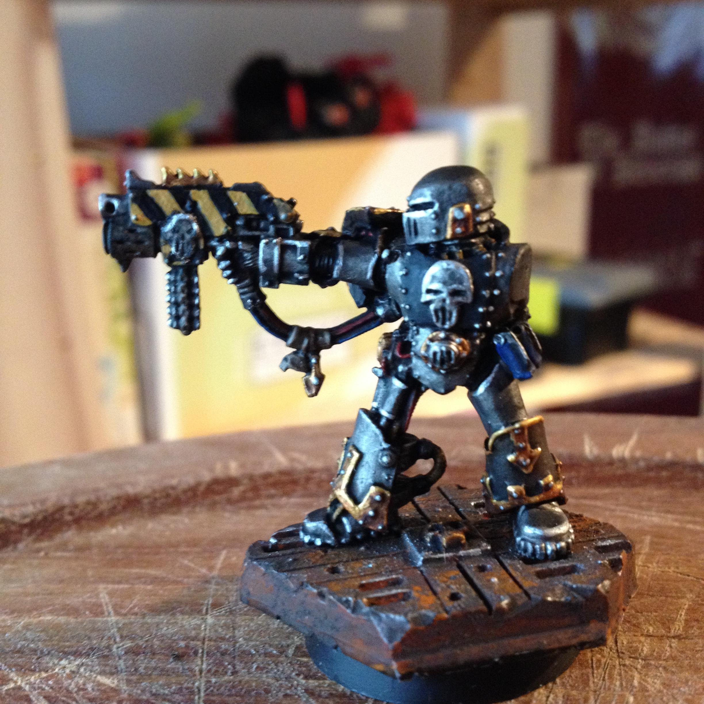 Iron Warriors Warsmith 2