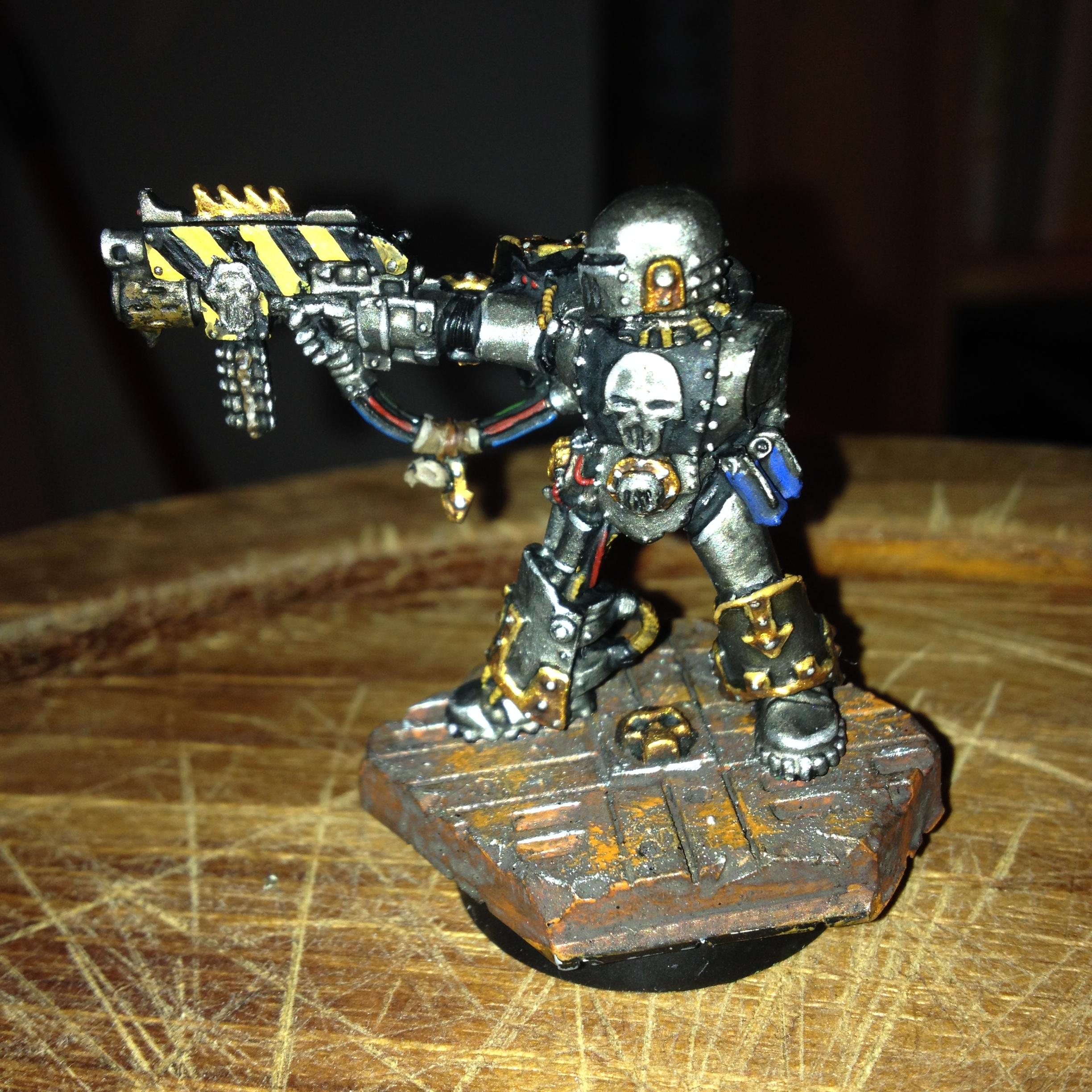 Iron Warriors Warsmith 1