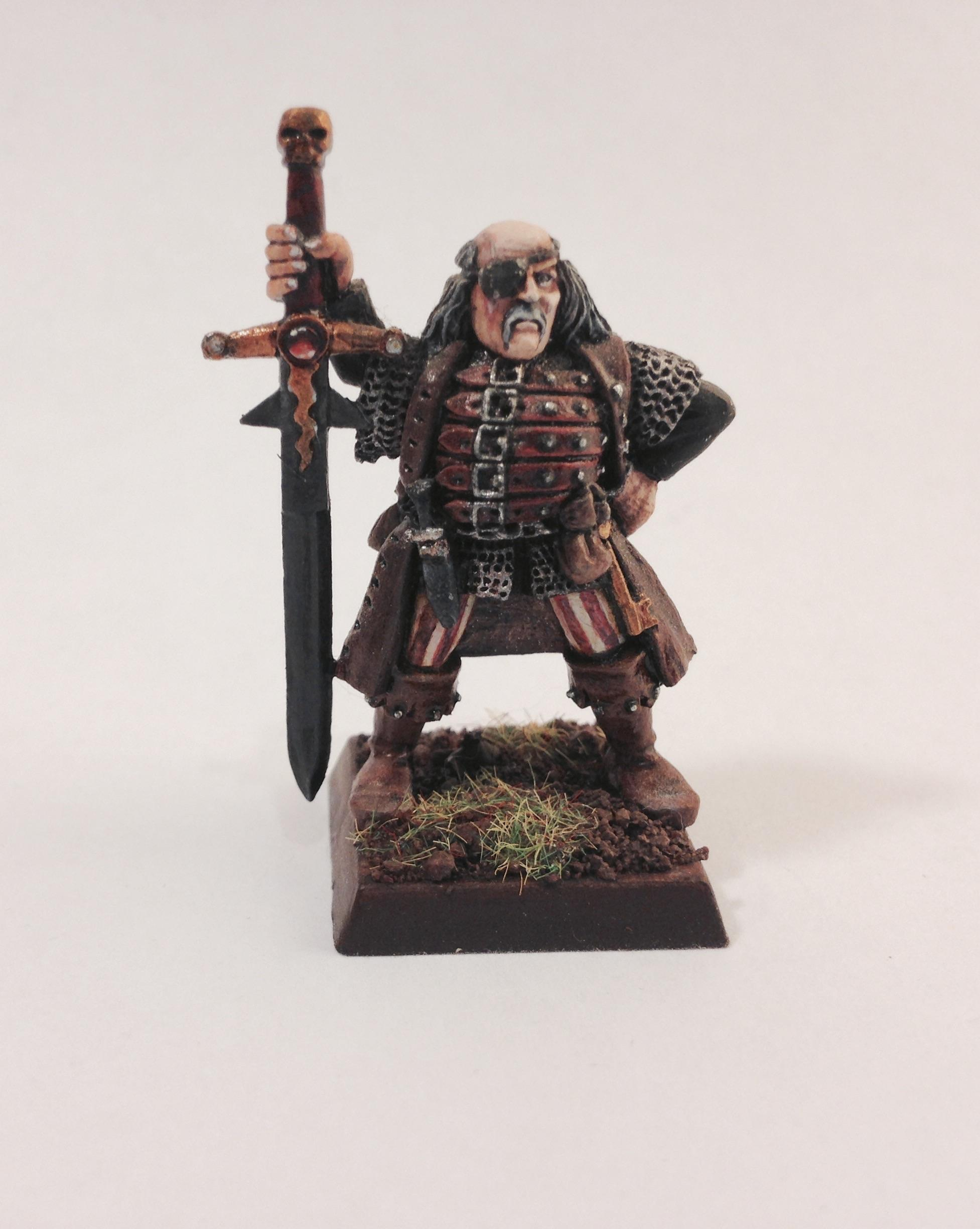 Captain, Empire, Mordheim, Scar, Warhammer Fantasy