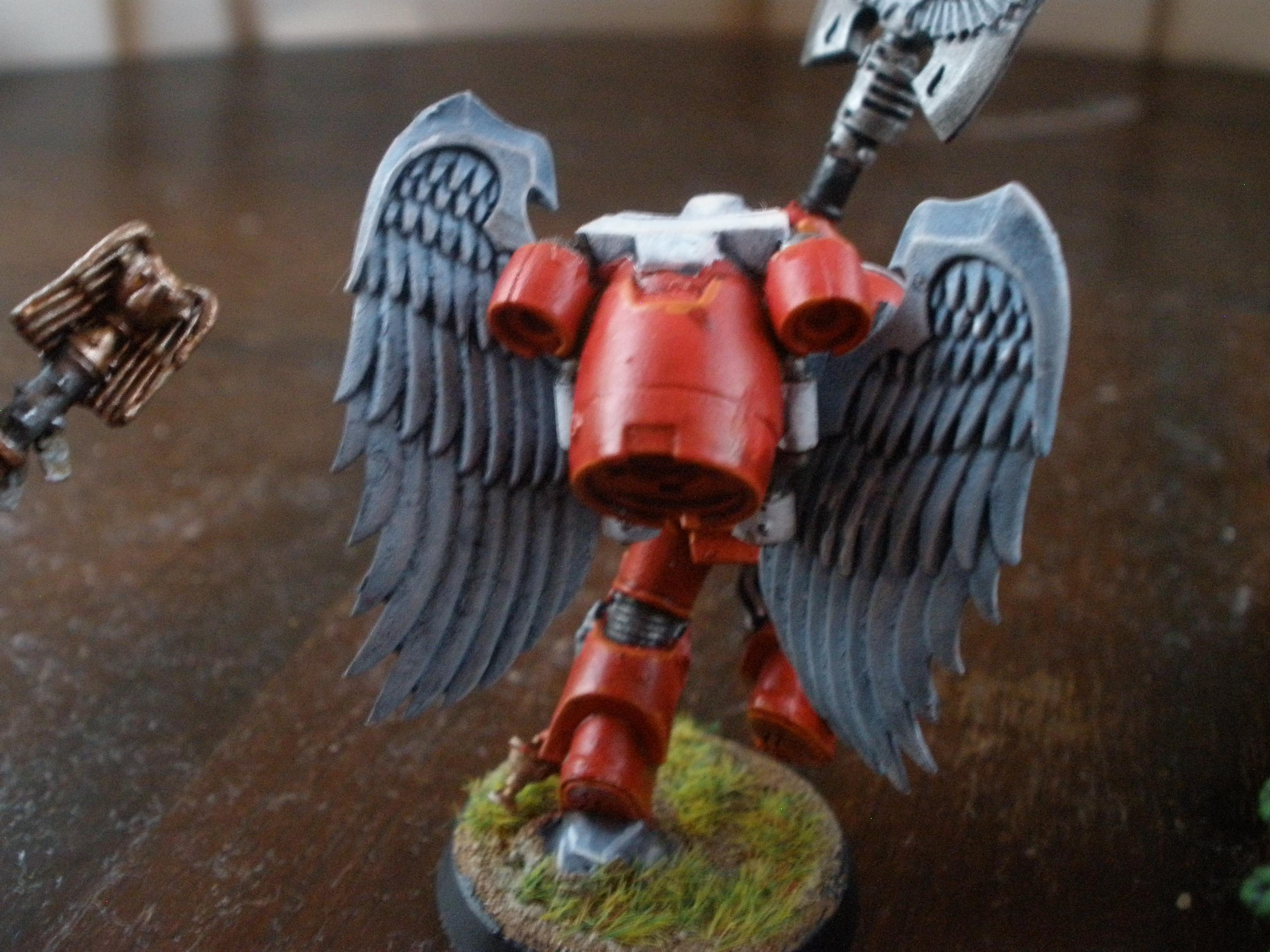 Blood Angels, Sanguinary Priest, Space Marines