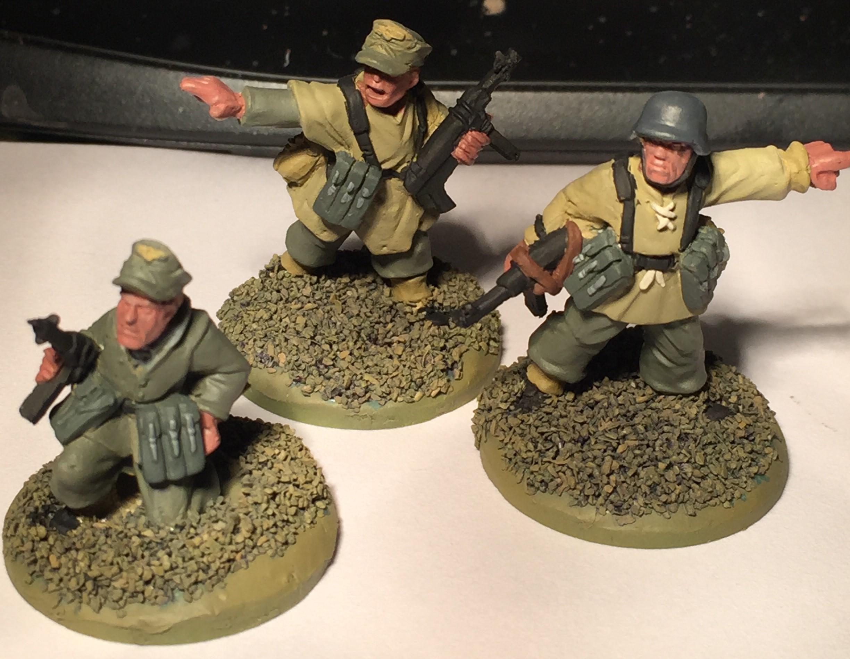 Artizan Design, German Infantry, Wehrmacht
