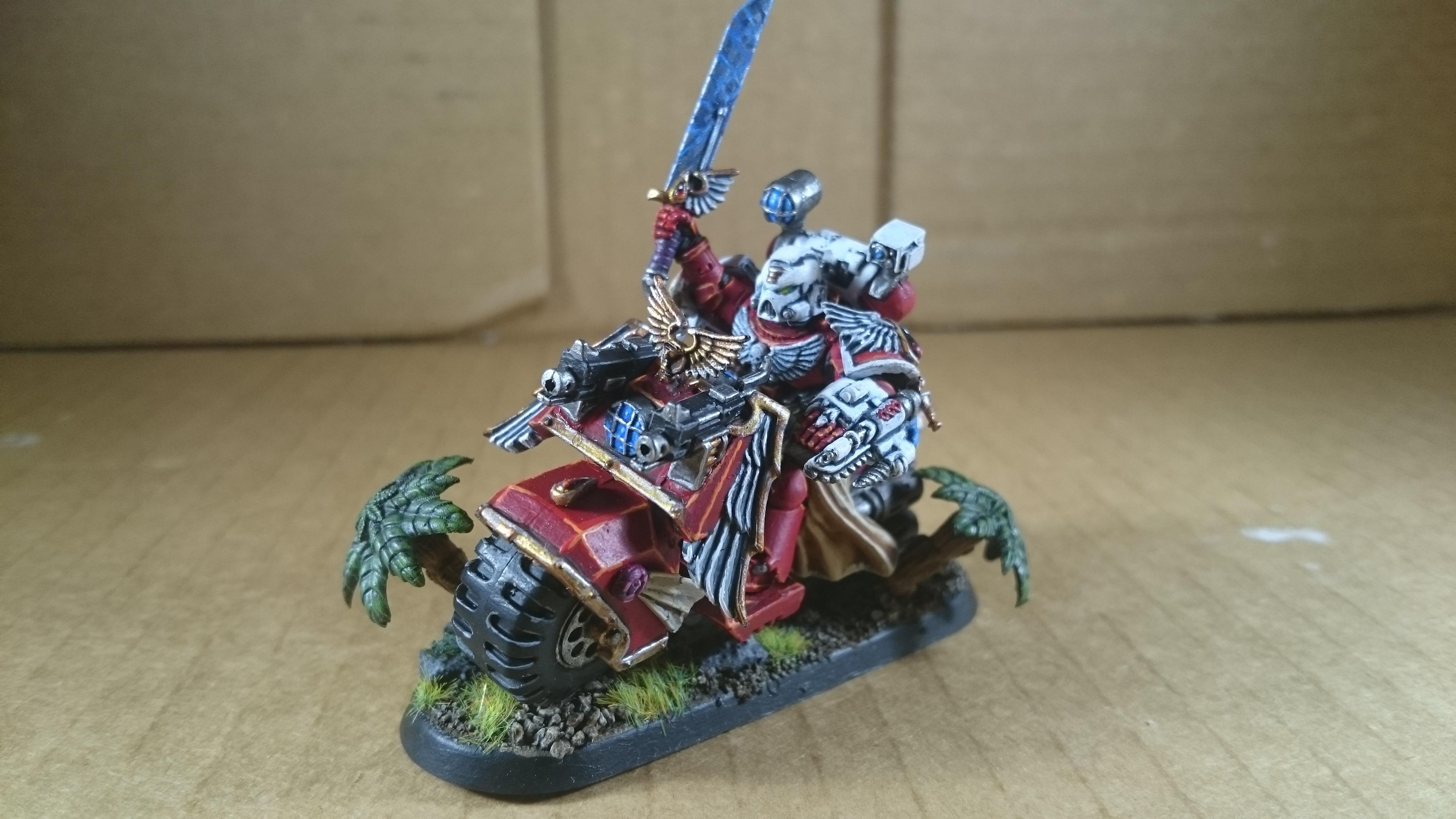 Do-it-yourself, Lightbox, Sanguinary Priest
