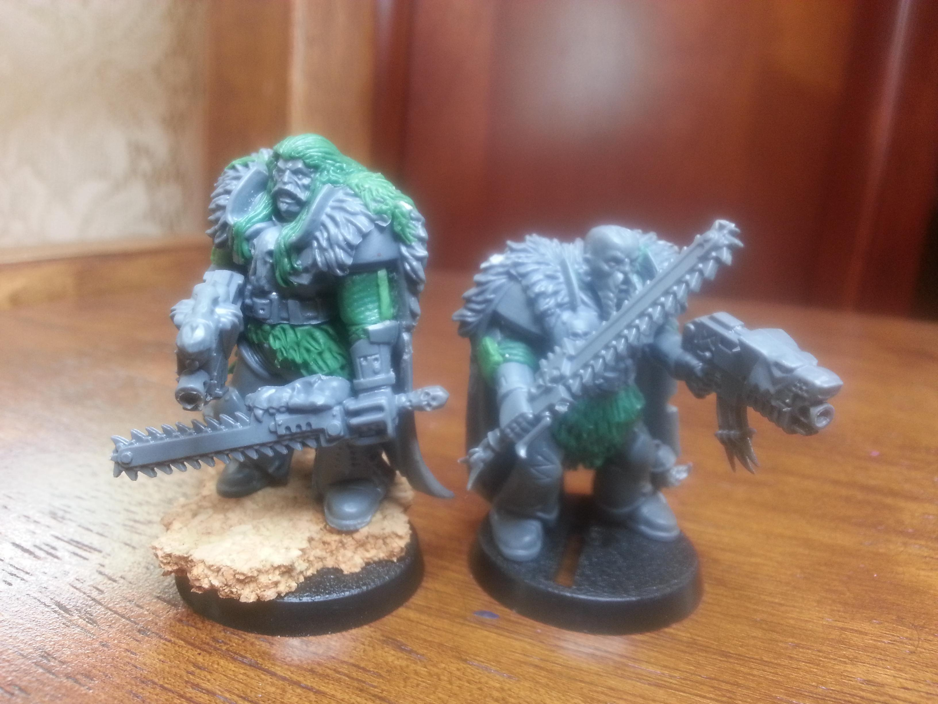30k, Grey Hunters, Preheresy, Space Wolves
