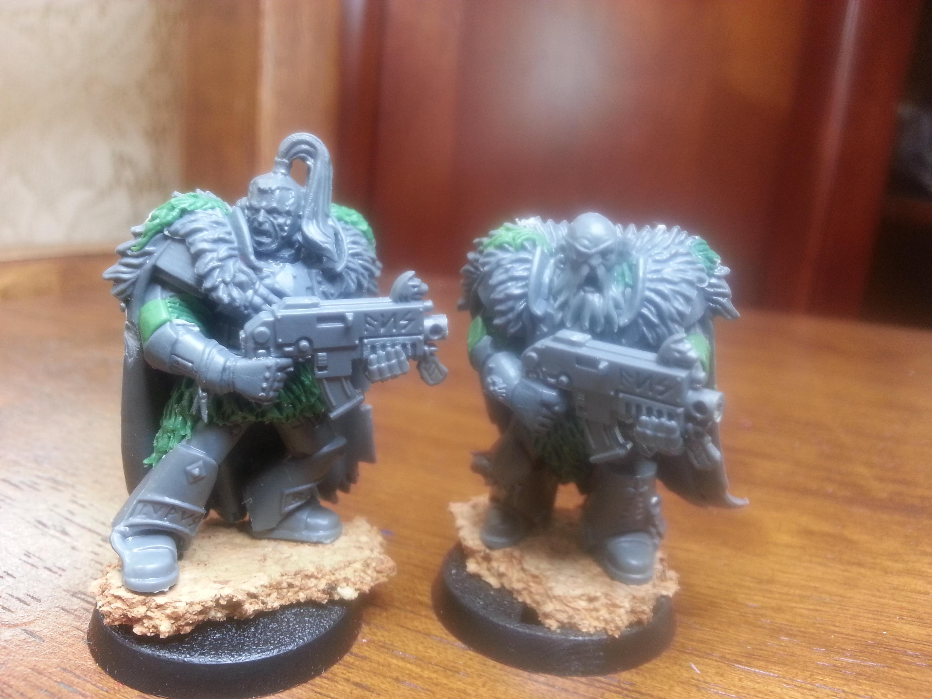 30k, Grey Hunters, Preheresy, Space Wolves