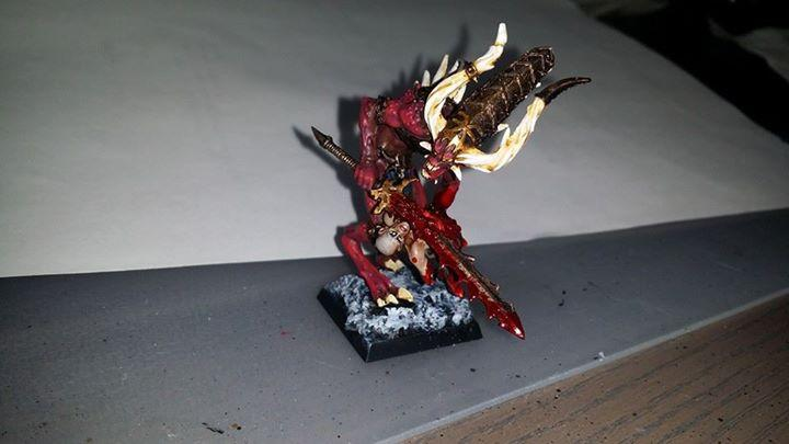 Blood, Chaos, Daemons, Forge World, Gore, Herlead, Khorn