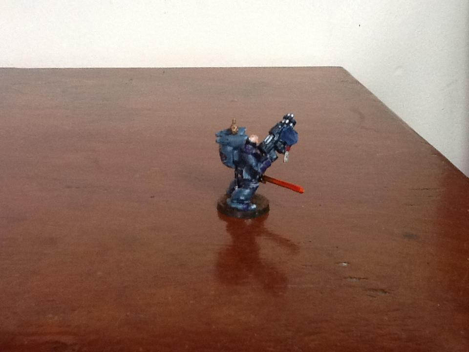 Artificer Armour, Captain, Em4, Iron, Primarch's Wrath, Relic Blade, Space Marines, Space Rangers