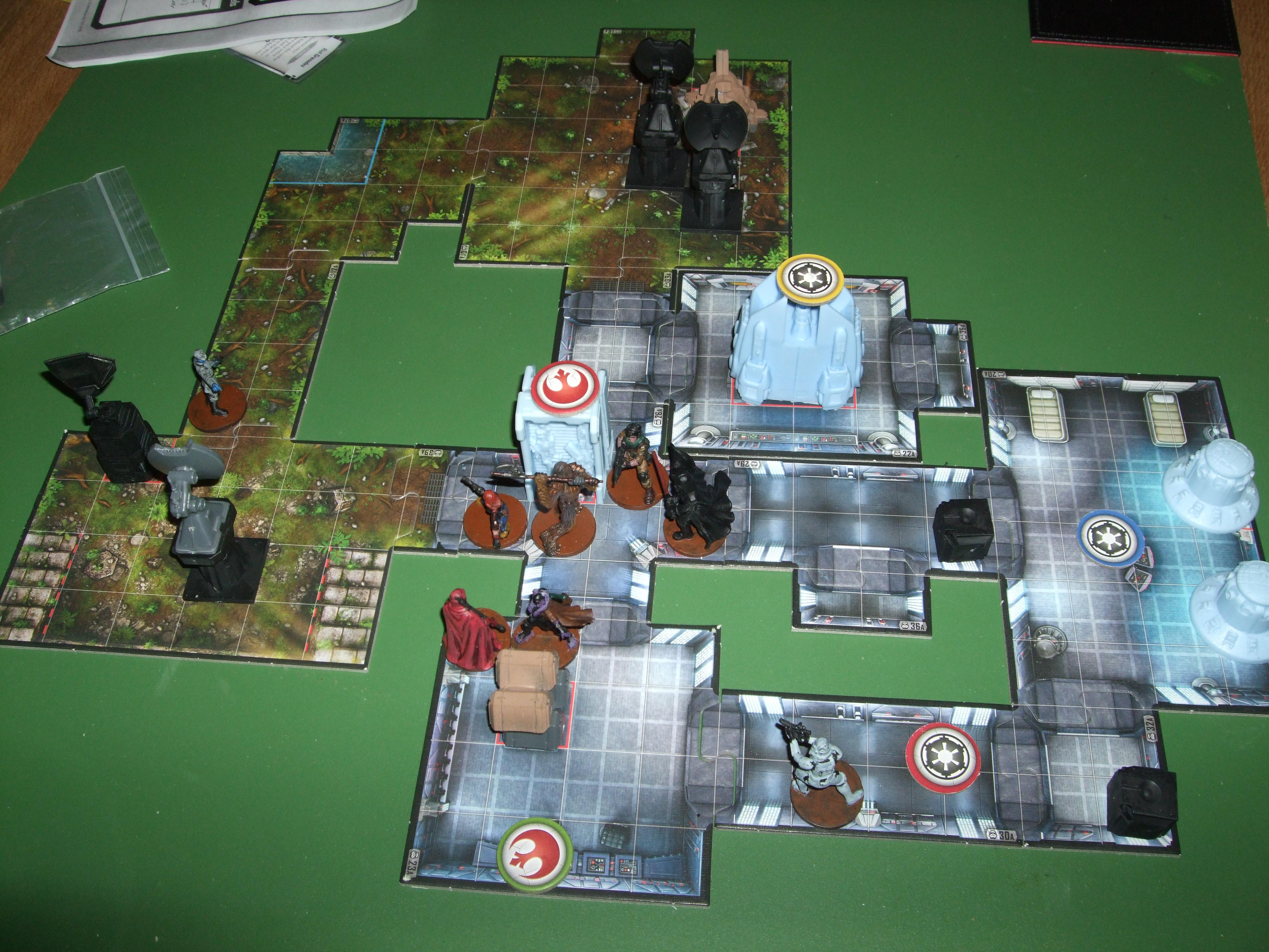 Campaign, Imperial Assault, Jedi, Star Wars, Storm Troopers, Under Siege, Wookiee