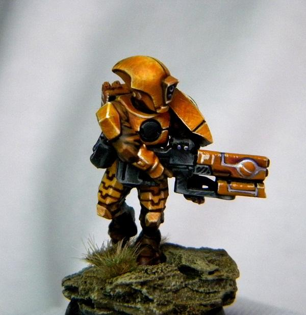 Fire Warriors, Tau