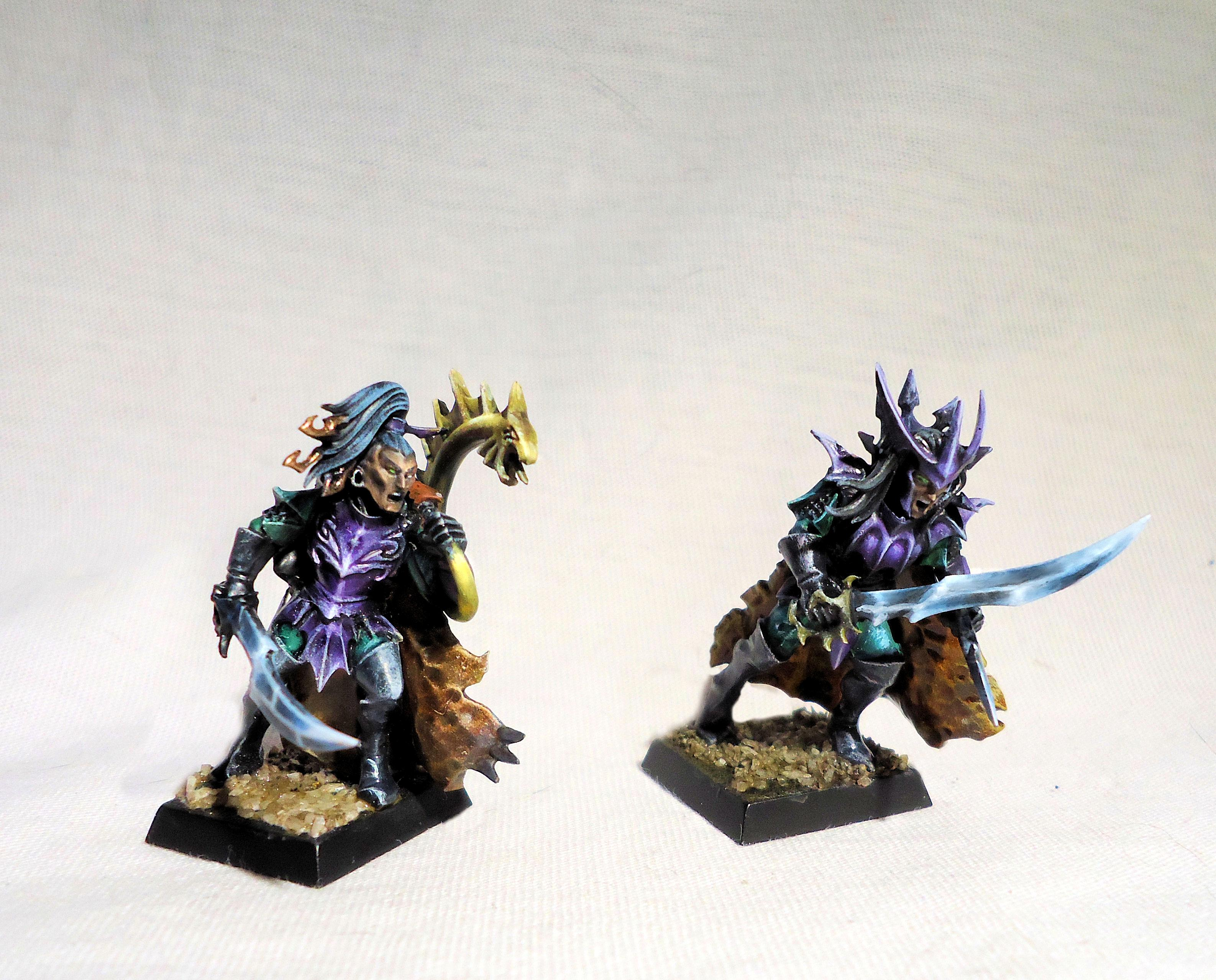 Black Ark, Black Ark Corsairs, Dark Elves