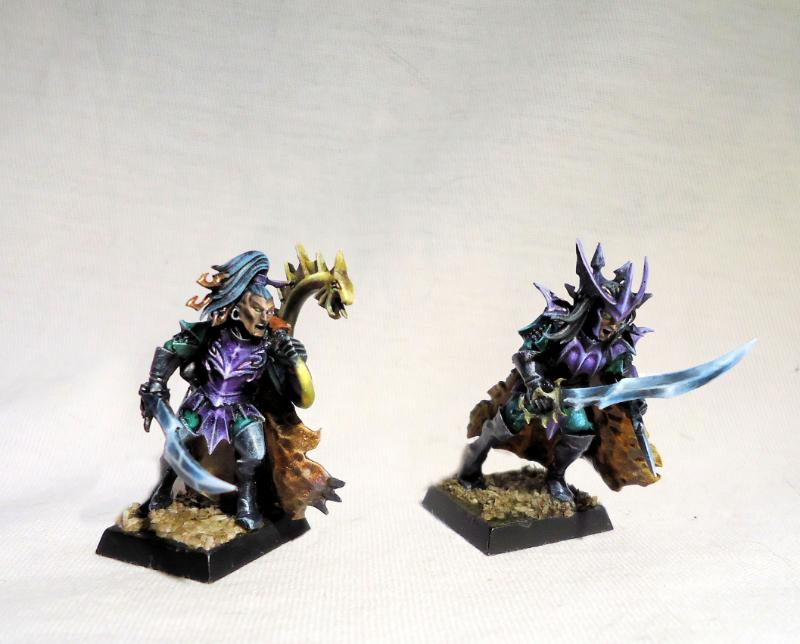 Black Ark, Black Ark Corsairs, Dark Elves