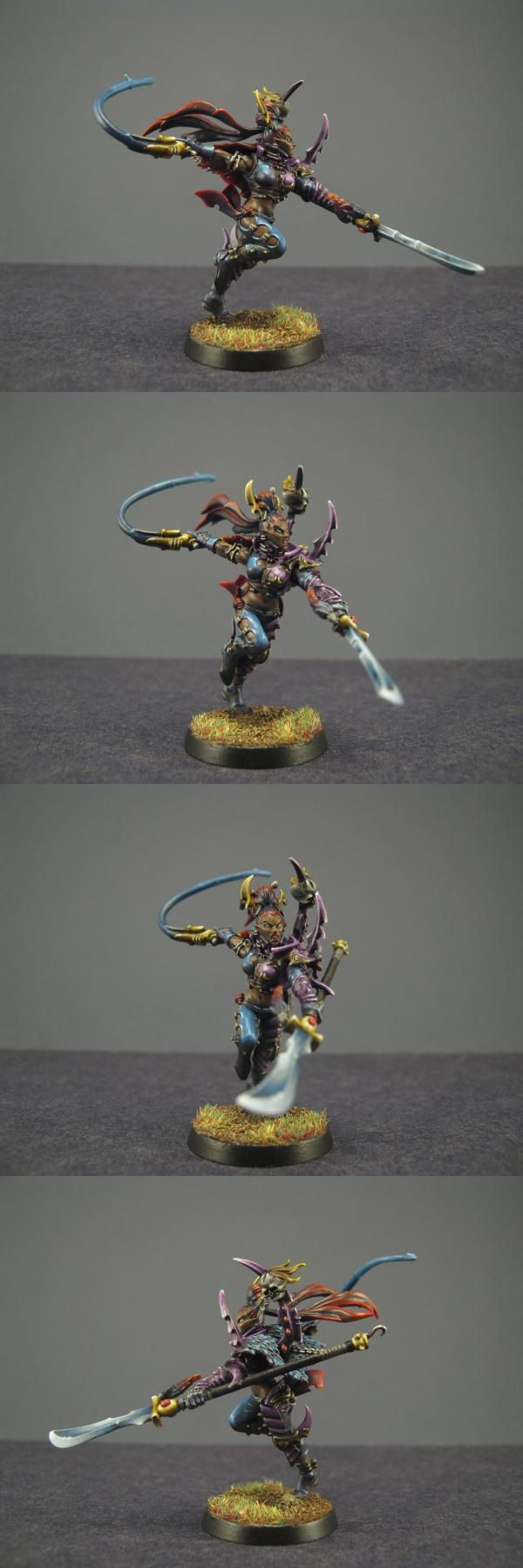 Dark Eldar, Succubus, Warhammer 40,000
