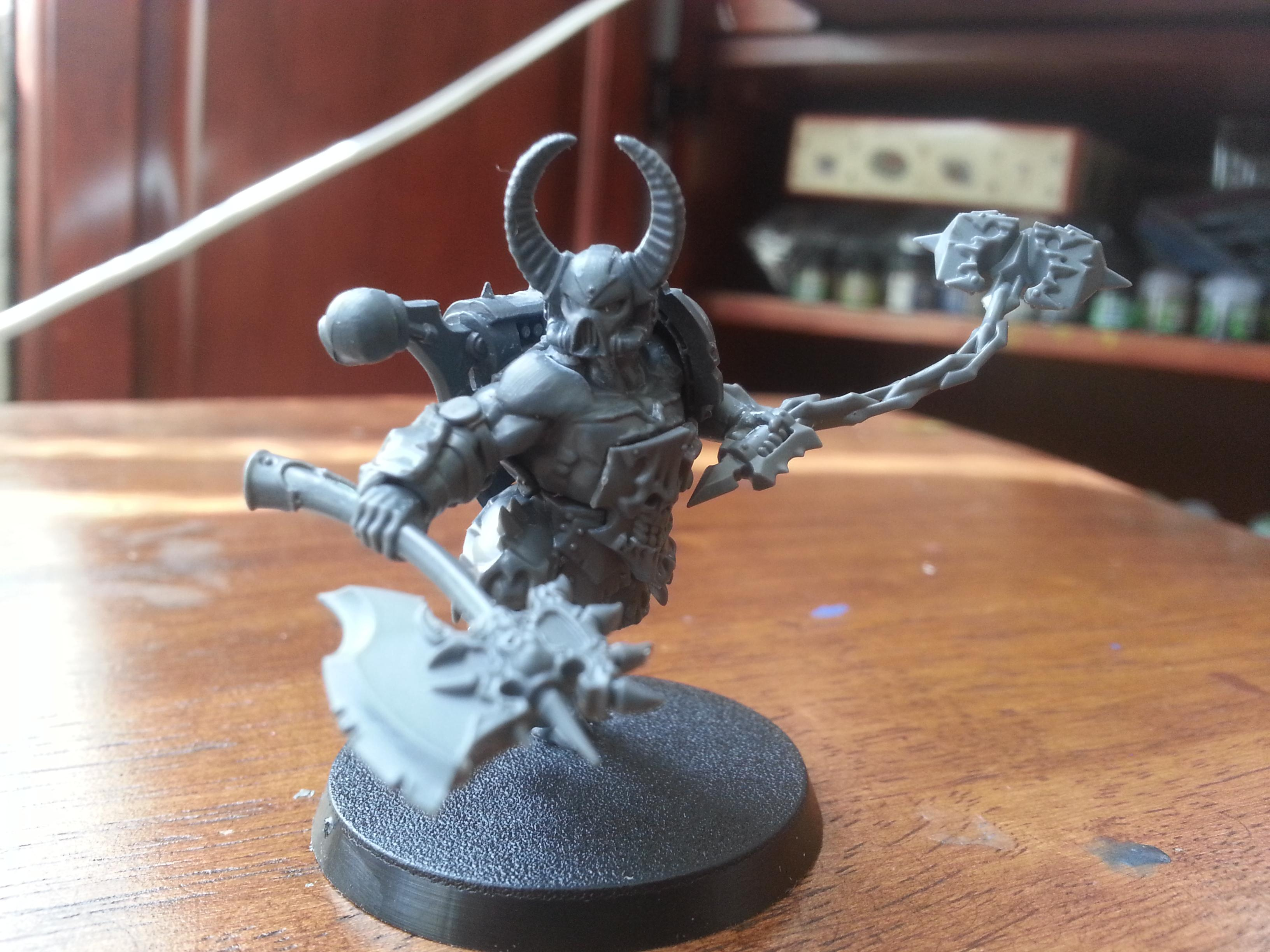 Chaos Spawn, Red Butchers, Warhammer 40,000, World Eaters