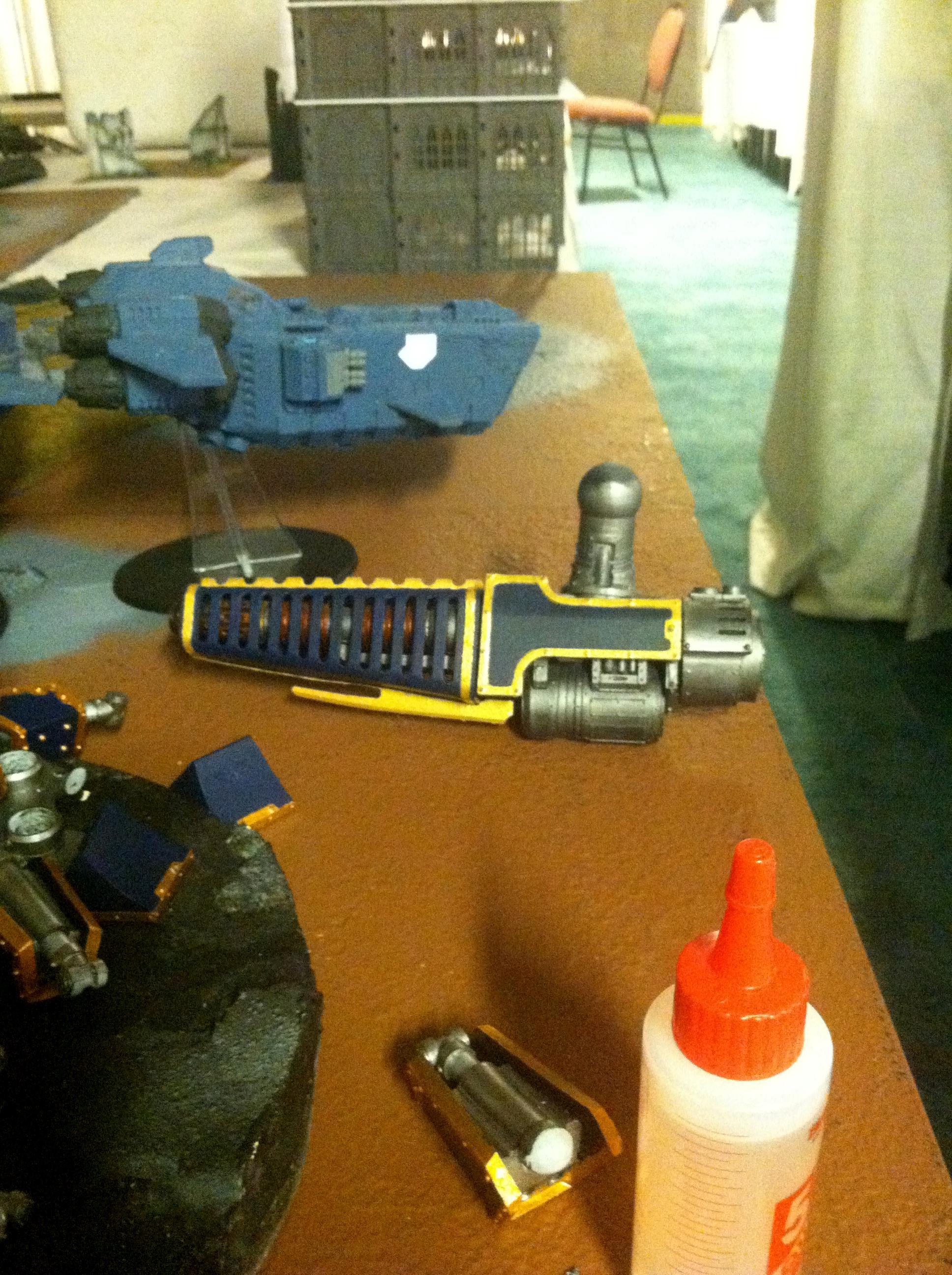 Reaver, Melta cannon