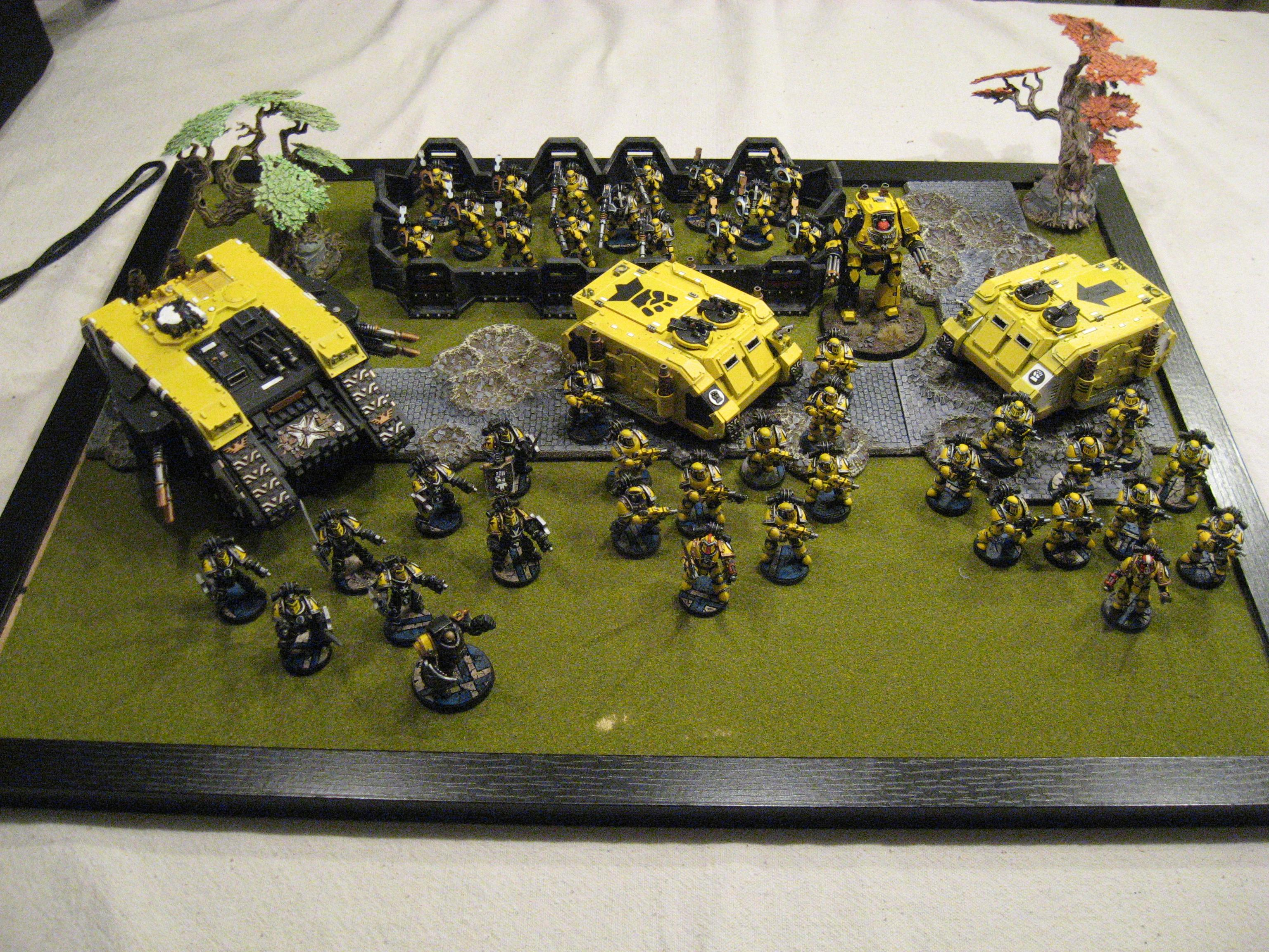 Hh, Horus Heresy, Imperial Fists