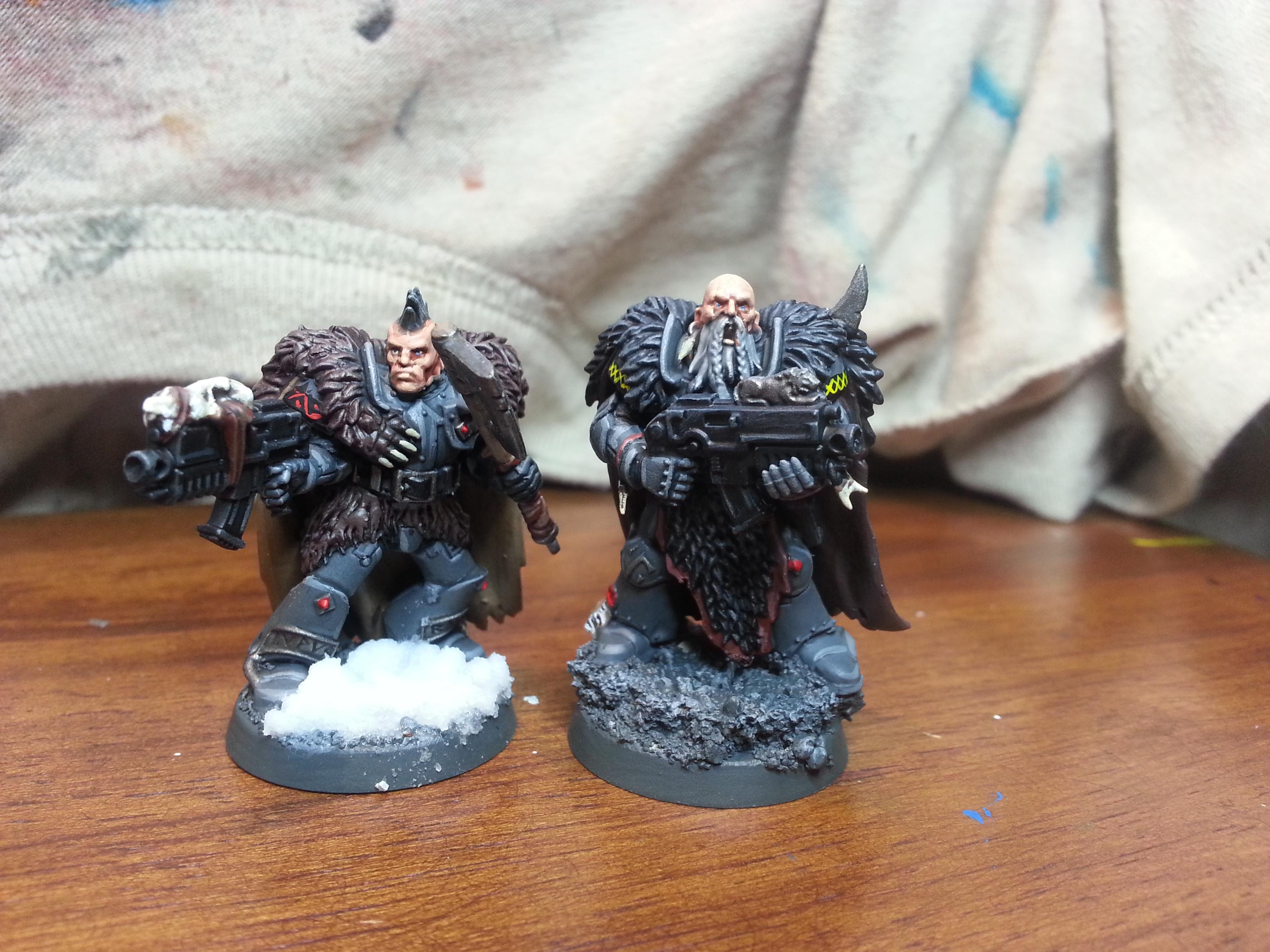 30k, Pre-heresy, Space Wolves