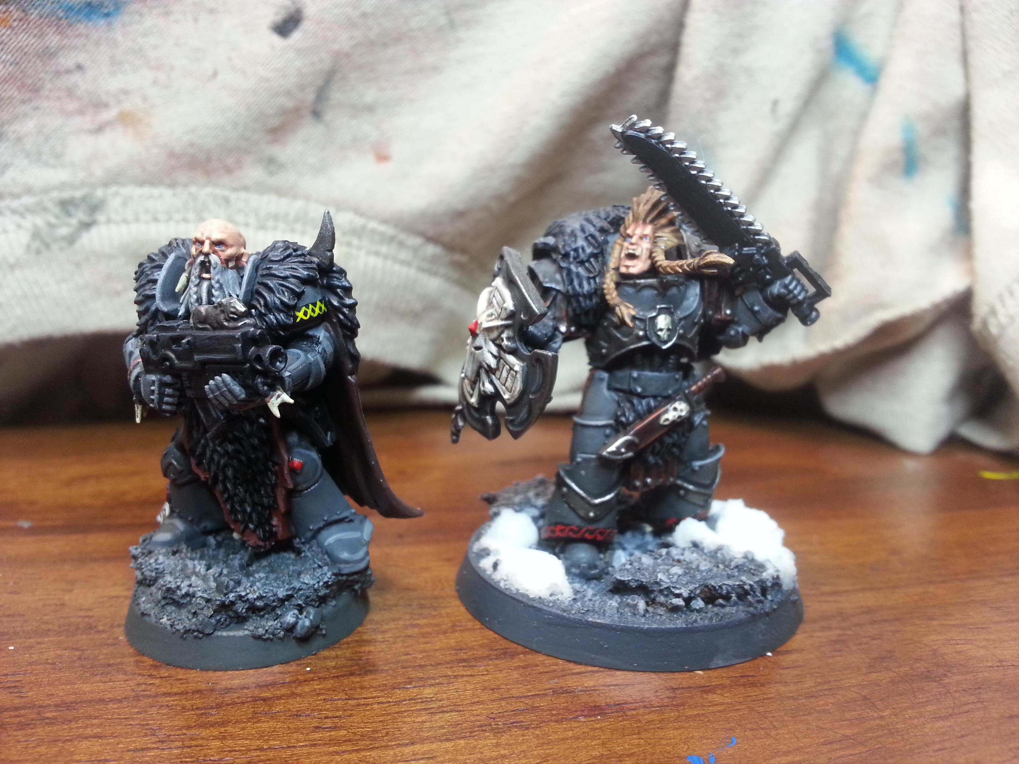30k, Pre-heresy, Space Wolves