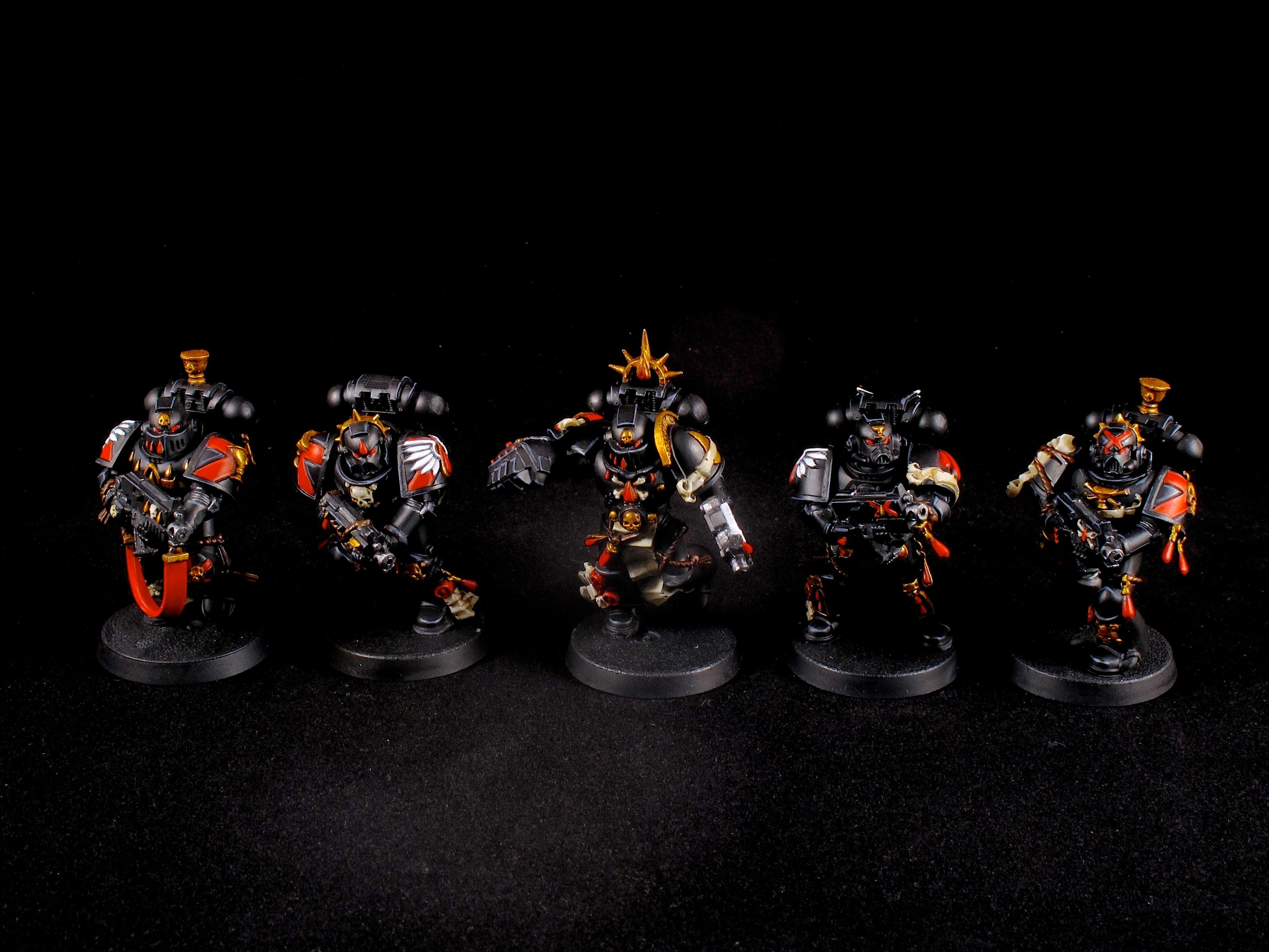 Blood Angels, Commission, Death Company, High Table Top, Lmp, Red Thirst