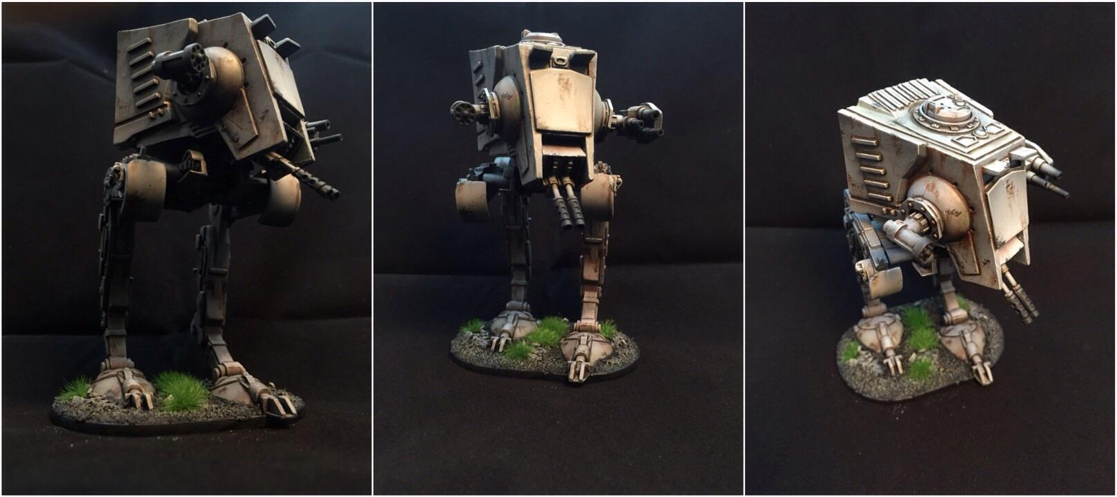 At-st, Imperial Assault, Starwars