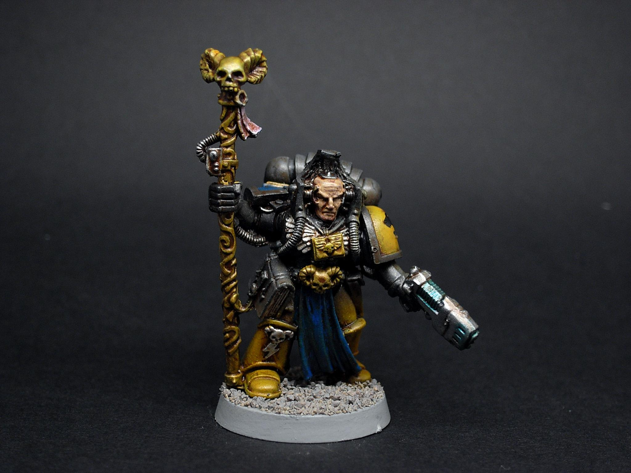 Badab, Claws, Tiger, Tiger Claws Librarian