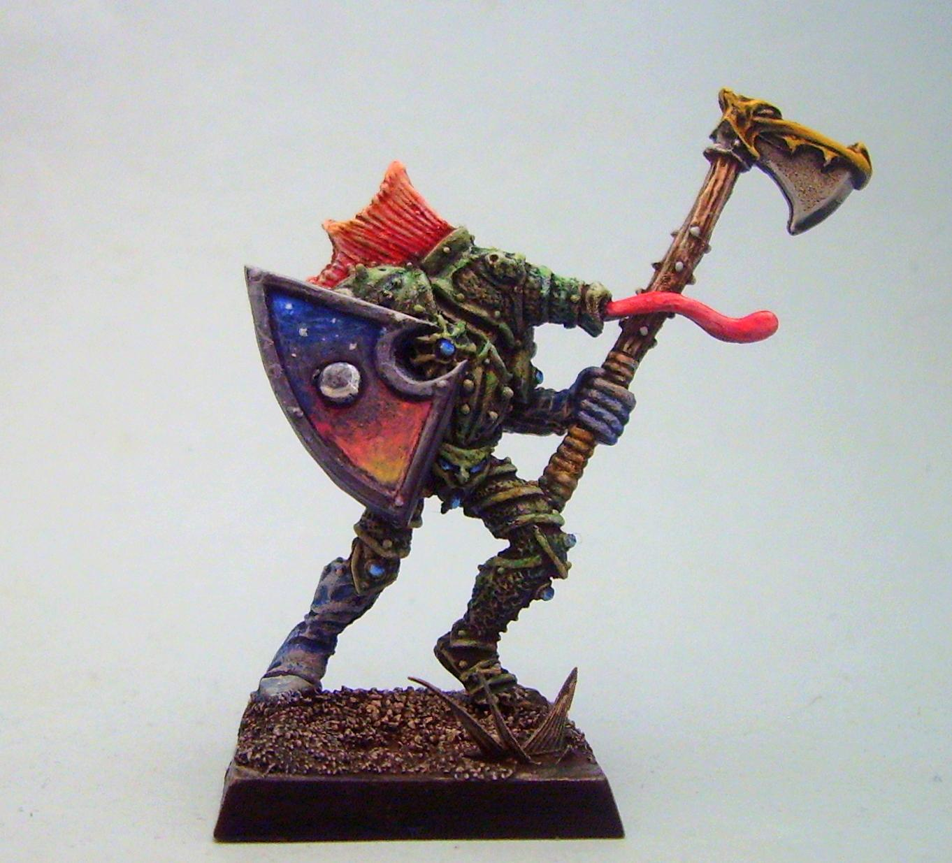 Chaos Warrior, Out Of Production, Rogue Trader, Slaanesh