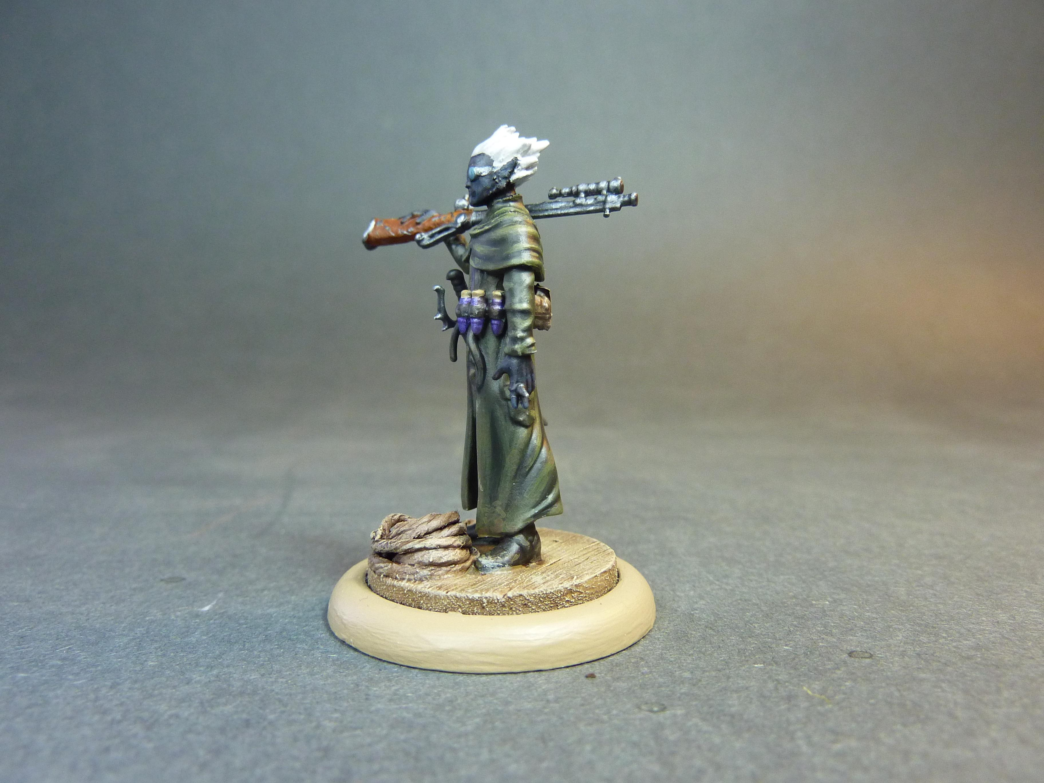 Malifaux rifle guy