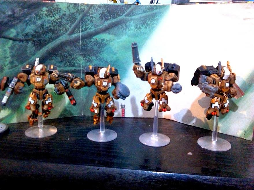 Battlesuit, Crisis Battlesuit, Suit, Tau, Warhammer 40,000, XV8, Xv8-a