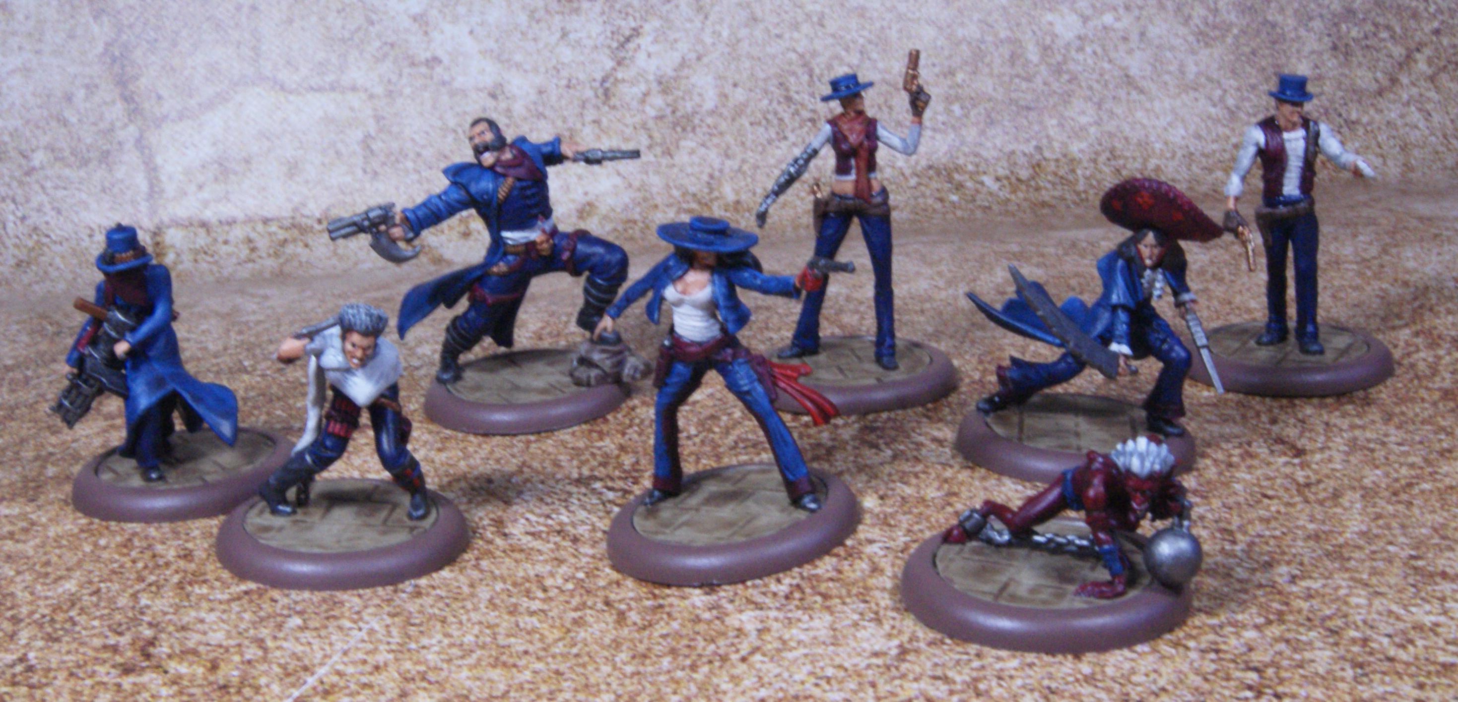 Guild, Malifaux, Ortegas, Perdita